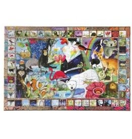 100 pc puzzle Natural Science