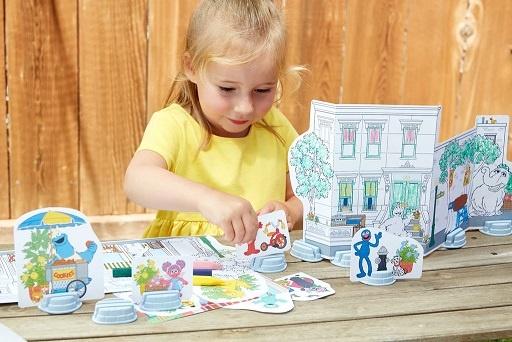 Green Toys Neighborhood Maker