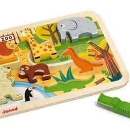 Janod Zoo Chunky Puzzle