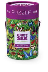 36 Different 100 Piece Puzzles