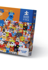 Lots of Dogs 500 Piece Puzzle