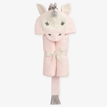 Elegant Baby Baby Bath Wrap Hooded Towel