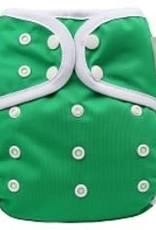 OsoCozy Newborn Diaper Cover Green