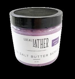 Sea Salt Butter Scrub