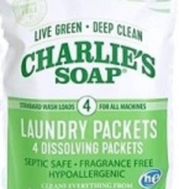 Charlie's Soap Charlie's Laundry Packet Sample