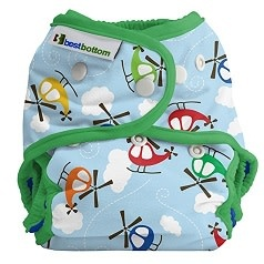 Best Bottom Diaper Cover SNAP One Size