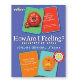 How Am I Feeling Conversation Cards