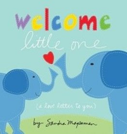 Welcome Little One Board Book