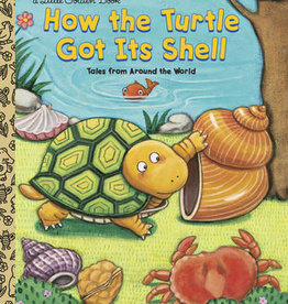 How the Turtle Got It's Shell LGB