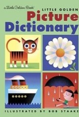 Little Golden Picture Dictionary LGB