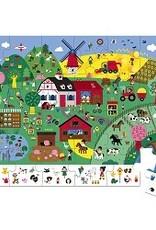 Janod Farm Observation Puzzle