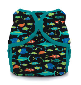 Thirsties Duo Swim Diaper Fish Tales size 1