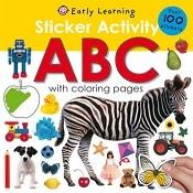 ABC Sticker Activity