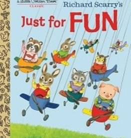 Richard Scarry's Just For Fun LGB