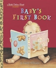 Baby's First Book LGB