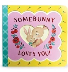 Cottage Door Press Some Bunny Loves You Board Book