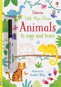 Little Wipe Clean Animals