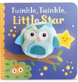 Cottage Door Press Twinkle, Twinkle Little Star Puppet Board Book