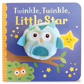 Cottage Door Press Twinkle, Twinkle Little Star Puppet Board Book