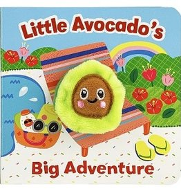 Cottage Door Press Little Avocado's Big Adventure Pupper Board Book