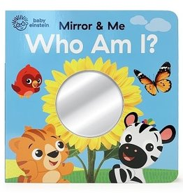 Cottage Door Press Who Am I? Mirror Board Book