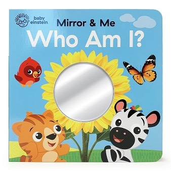 Cottage Door Press Who Am I? Mirror Board Book