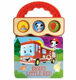 Cottage Door Press My Little Sound Book: Brave Little Red