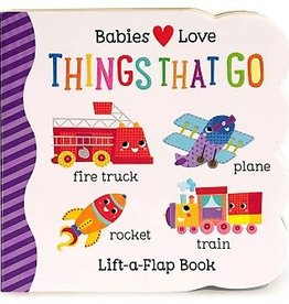 Cottage Door Press Babies Love Things That Go