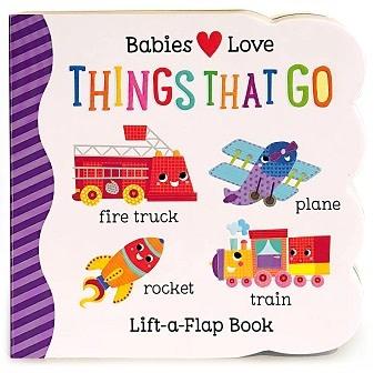 Cottage Door Press Babies Love Things That Go