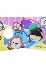 Cottage Door Press Five Little Monkeys Puppet Board Book