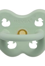 Hevea Colorful Pacifier Natural Rubber Orthodontic