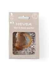 Hevea Classic Pacifier Natural Rubber Orthodontic