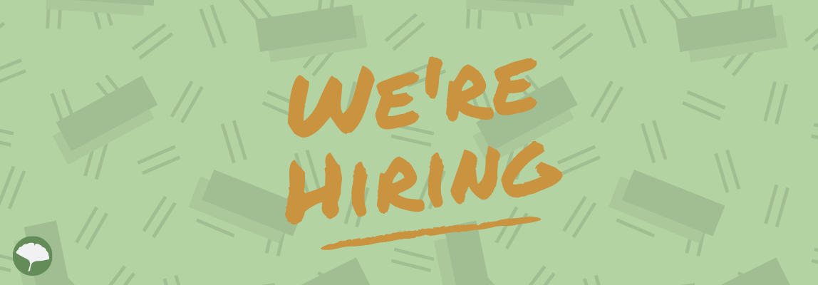 Work for us - Green Bambino is hiring for multiple positions!