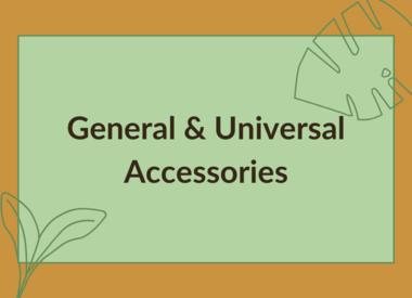 GENERAL STROLLER & TRAVEL ACCESSORIES