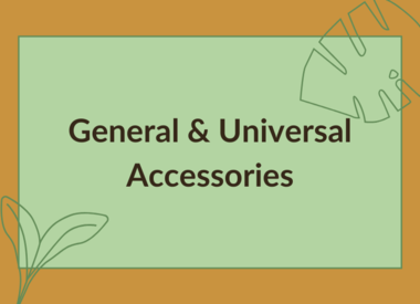 GENERAL CAR SEAT & TRAVEL ACCESSORIES