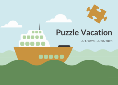 SUMMER PUZZLE VACATION