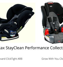 Britax Britax StayClean Performance Collection