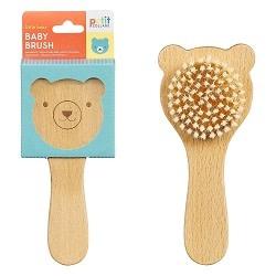 Wild + Wolf Baby Brush