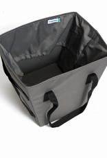 Brixy Limo Tote Bag Grey
