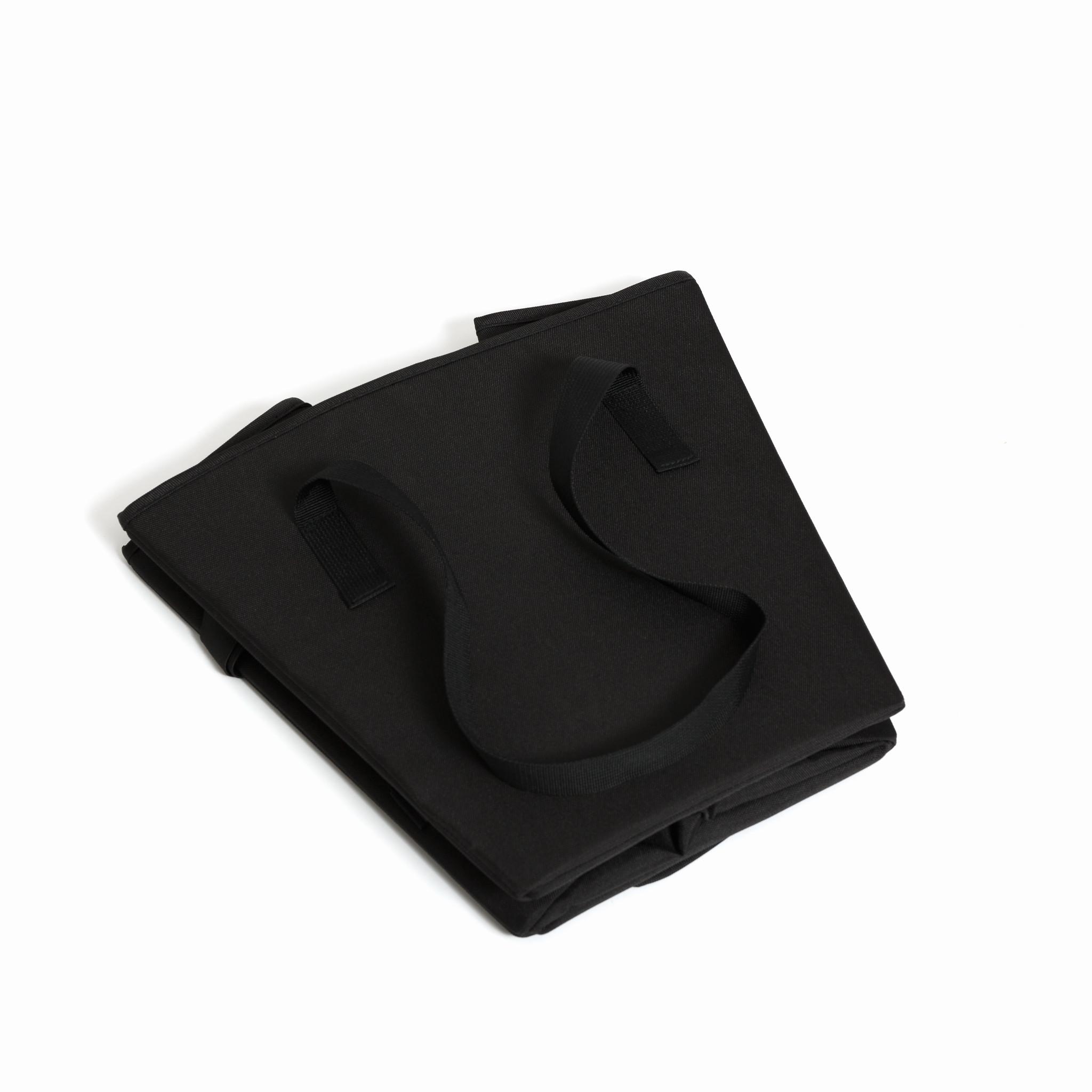 Brixy Limo Tote Bag - Black