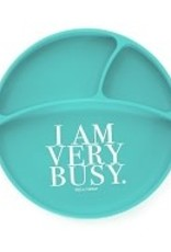 Wonder Plate I Am Very Busy