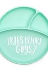 Wonder Plate Fries Before Guys