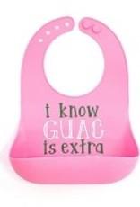 Wonder Bib Guac Is Extra