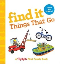 Find It: Things That Go