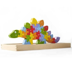 Dinosaur Puzzle A to Z