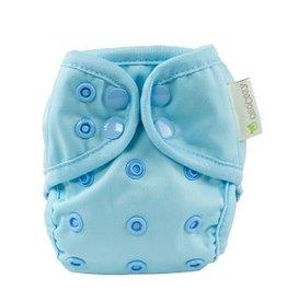 OsoCozy Newborn Diaper Cover Baby Blue