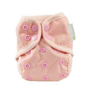 OsoCozy Newborn Diaper Cover Pink