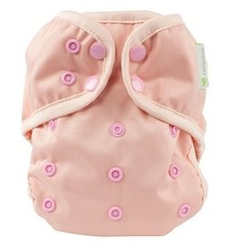 OsoCozy One Size Diaper Cover Pink