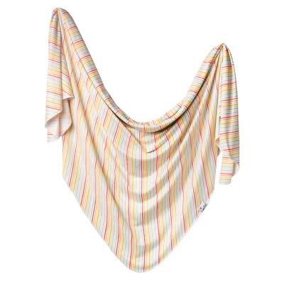 Copper Pearl Copper Pearl Knit Swaddle Blanket Rainee