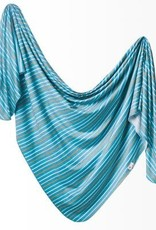 Copper Pearl Copper Pearl Knit Swaddle Blanket Milo